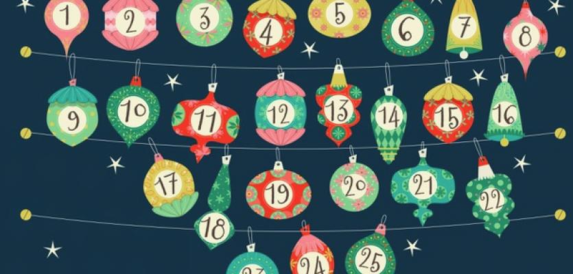 Μετρώντας μέχρι τα Χριστούγεννα Ψηφιακό ημερολόγιο
