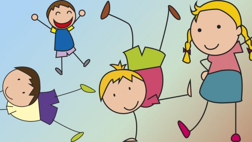 Κινητικά παιχνίδια για ενήλικες και παιδιά