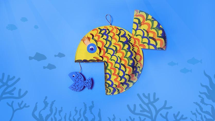 Ένα μεγάλο ψάρι….