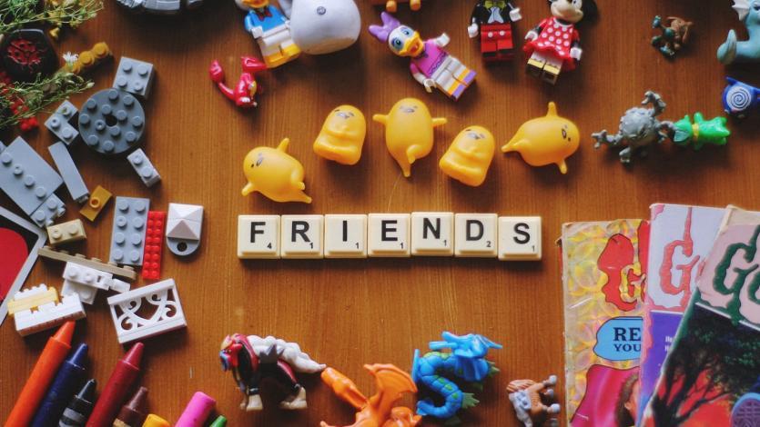 Οι καλοί μας φίλοι
