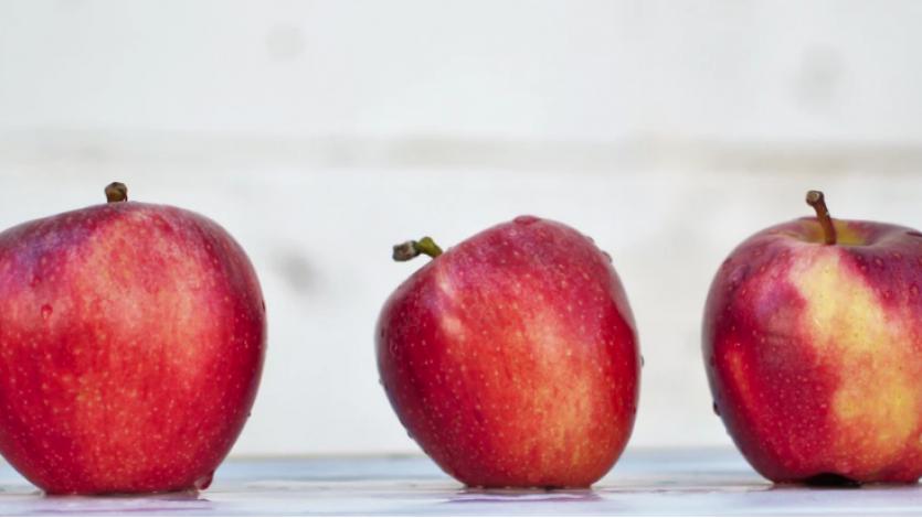Το μισό μήλο
