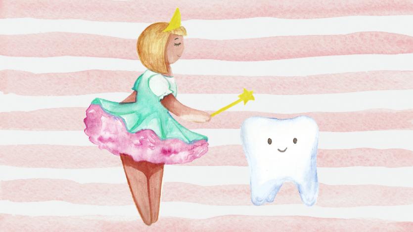 Η νεράιδα των δοντιών