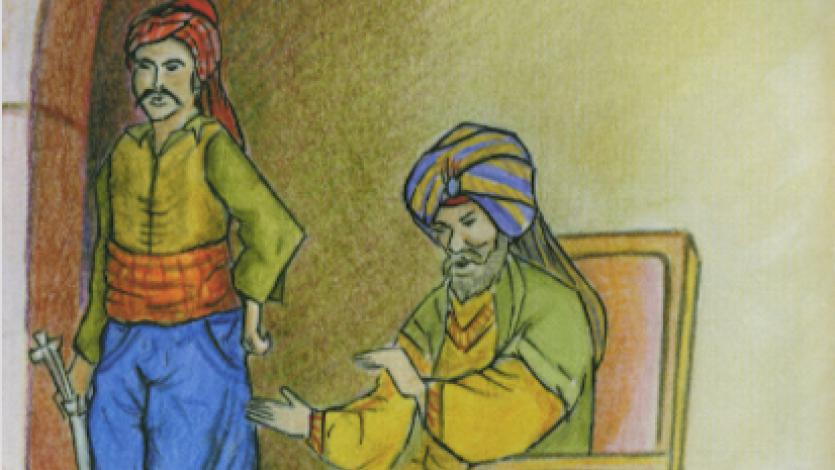 Το Σούλι και ο Αλή Πασάς  Θεατρικό