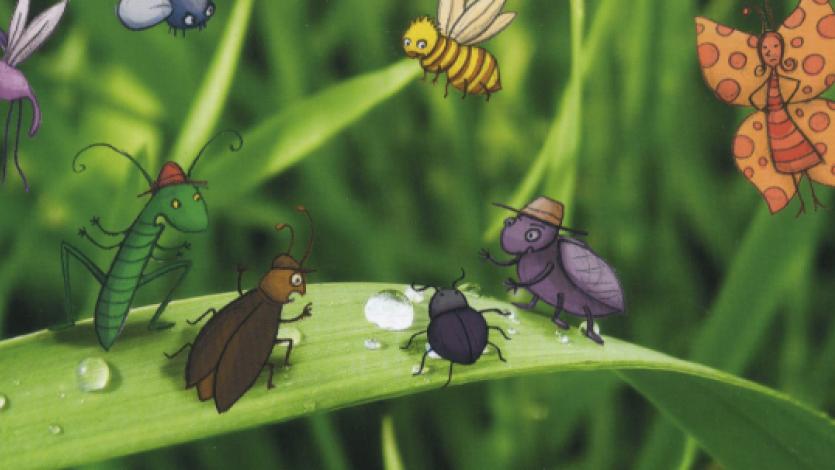 Ο Μυρ και ο Μήγκι, δυό μυρμήγκια εργατικά
