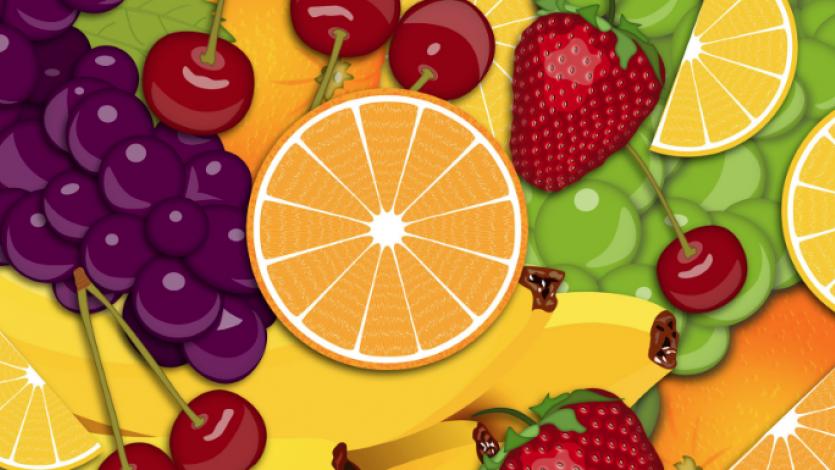 Παιχνίδια με τα φρούτα του καλοκαιριού