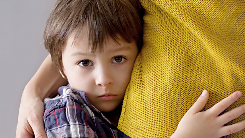 Φόβοι και φοβίες στην παιδική ηλικία