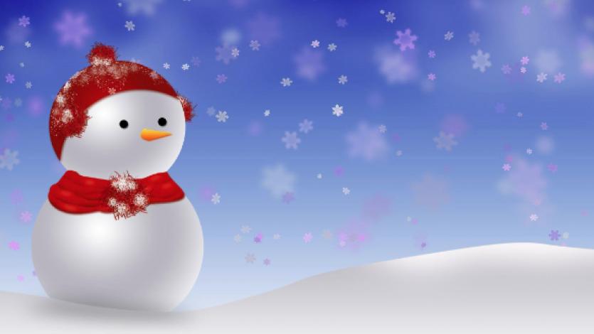 Ο χιονάνθρωπος - ποίημα
