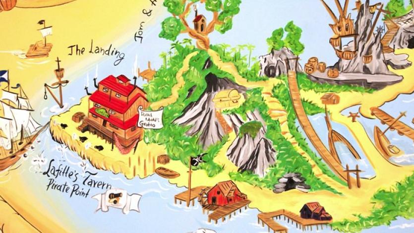 Το νησί του θησαυρού - Θεατρικό