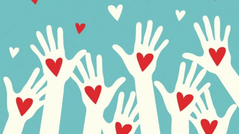 Χρωμάτισε τον κόσμο με καλοσύνη (kindness)