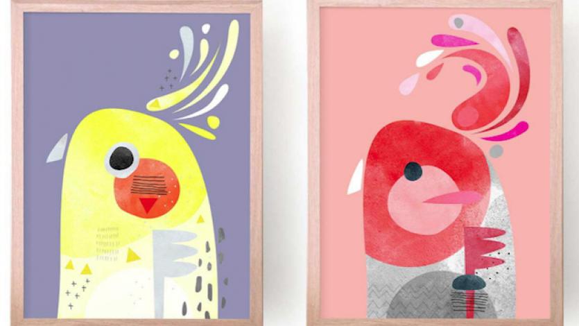 Παιχνίδι γρίφων με έργα ζωγραφικής για τη Παγκόσμια Γιορτή Πουλιών
