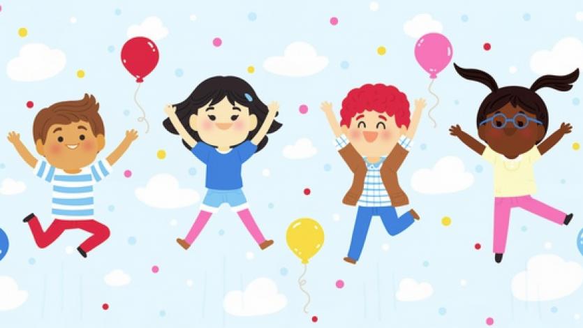 Παιδιά και θετικά συναισθήματα