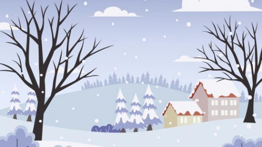 Τον χειμώνα…… Πλάνο μαθήματος στα πλαίσια της τηλεκπαίδευσης