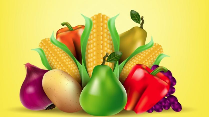 Φρούτα και λαχανικά του χειμώνα