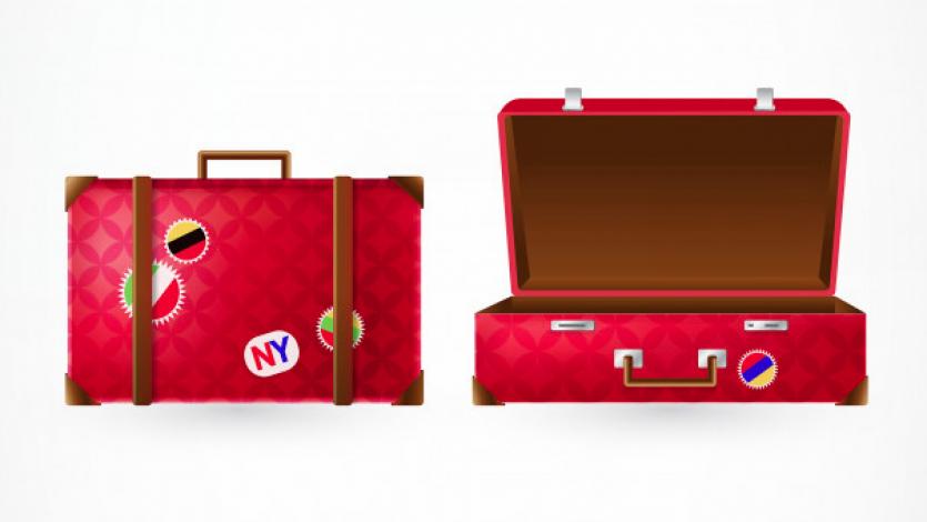 Οι δυό βαλίτσες