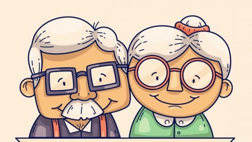 Ο παππούς και η γιαγιά μου