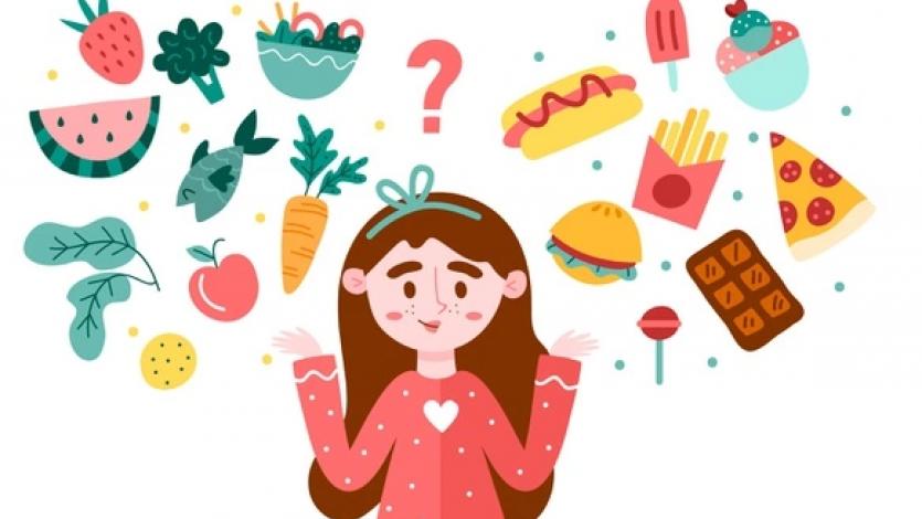 Αινίγματα για τη διατροφή