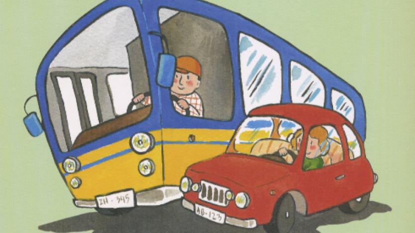 Τα μέσα μαζικής μεταφοράς