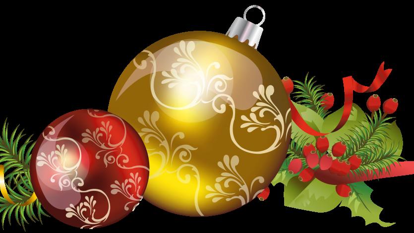Χριστουγεννιάτικοι επισκέπτες: 6 στολίδια μέσα σ' έναν σάκο