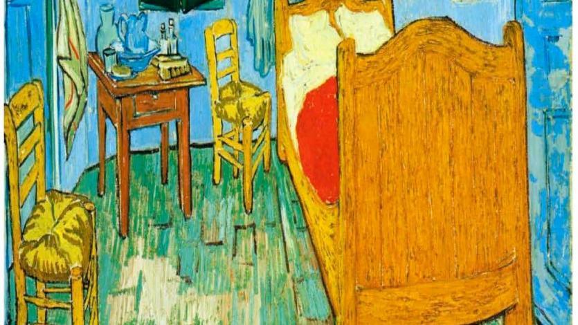 Ο Ντετέκτιβ της τέχνης στο υπνοδωμάτιο