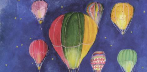 Οι εφτά κουτσούνες που ήθελαν να δουν τα αερόστατα της Λαμπρής