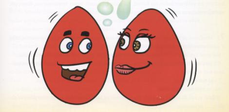 Το βαλς των τσουγκρισμένων αβγών
